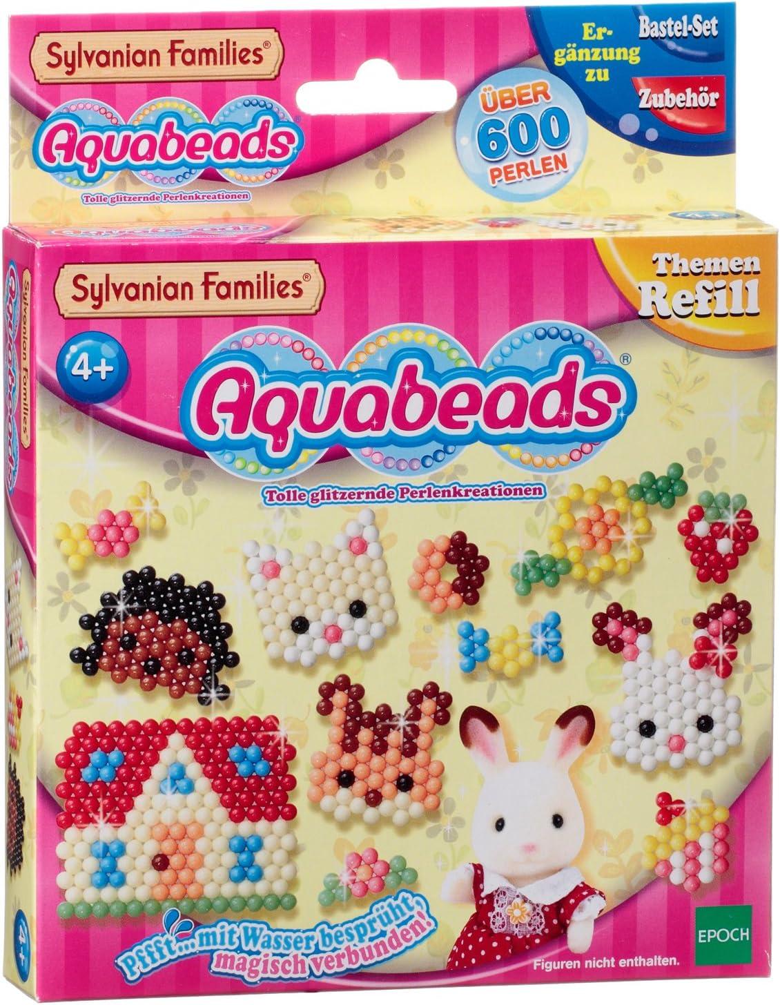 Aquabeads 79418 kit de joyería para niños - Kits de joyería para niños (Juego de perlas, 4 año(s), 600 pieza(s), Multicolor, Niño, Chica) , color/modelo surtido: Amazon.es: Juguetes y juegos