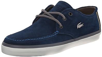 Lacoste Men's Sevrin 10 Fashion Sneaker, Navy, ...