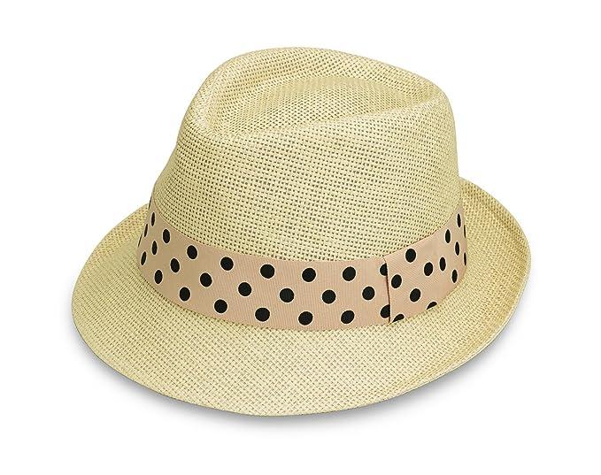 626570bec81 Wallaroo Women s Gigi Sun Hat - Cotton Lining - Stylish Summer Hat ...