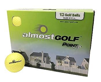 AG AlmostGolf Balls