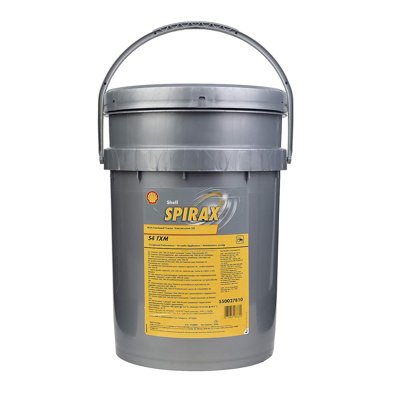 Amazon com: SHELL SPIRAX S4 TXM PREMINUM SAE 10W-30 MULTI