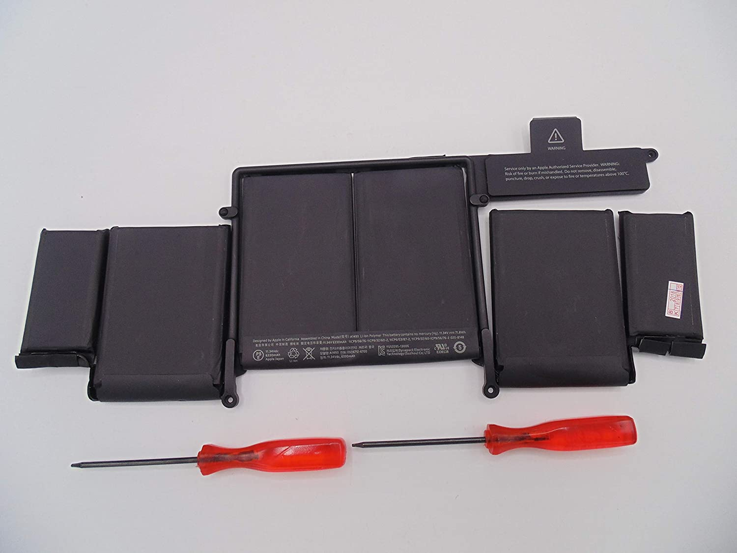 Laptop Accessories Batteries FengWings A1493 A1582 11.34V 6330mAh ...