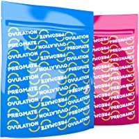PREGMATE 20 Ovulation and 5 Pregnancy Test Strips Predictor Kit