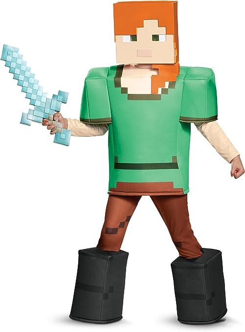 Minecraft- Toy Accesorio de Disfraz, Color Espada de Diamante ...