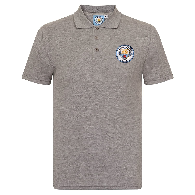 Manchester City FC Polo oficial para ni/ño Con el escudo del club