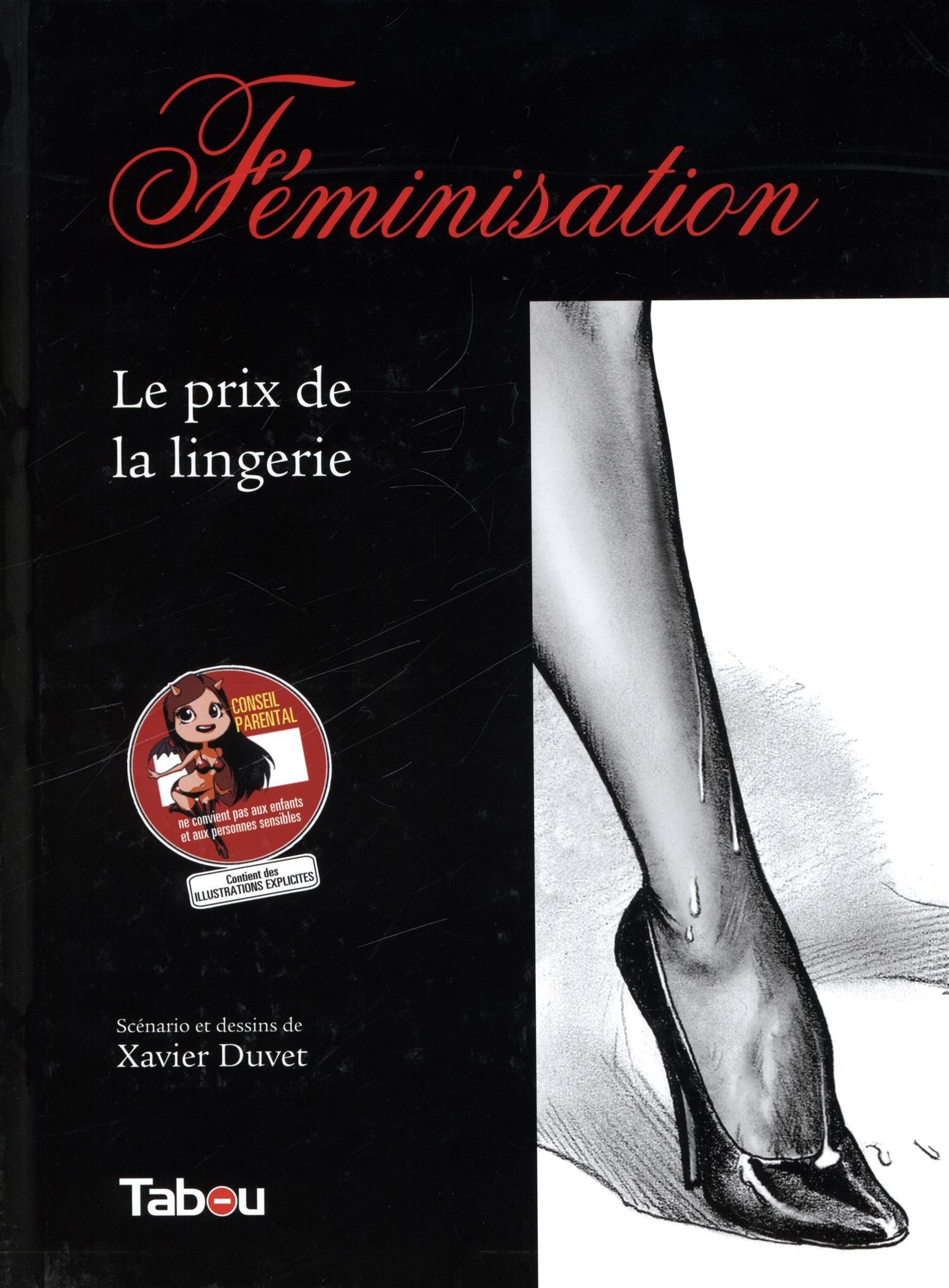 Féminisation : Le prix de la lingerie
