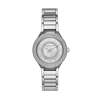 40a0b79ab68e Michael Kors Women s Mini Kerry Analog-Quartz Watch with Stainless-Steel  Strap