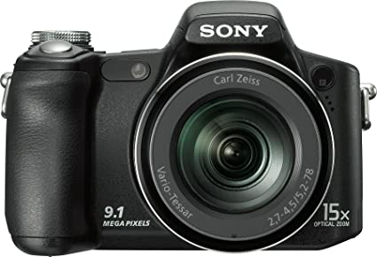Amazon sony cyber shot dsch50 91 mp digital camera with 15x sony cyber shot dsch50 91 mp digital camera with 15x optical zoom with super steady malvernweather Images
