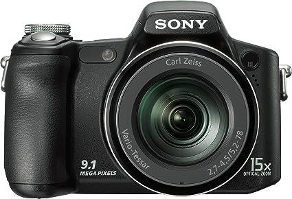 amazon com sony cyber shot dsch50 9 1 mp digital camera with 15x rh amazon com Sony DSC H9 Low Light Pics Sony DSC H9 Accessories