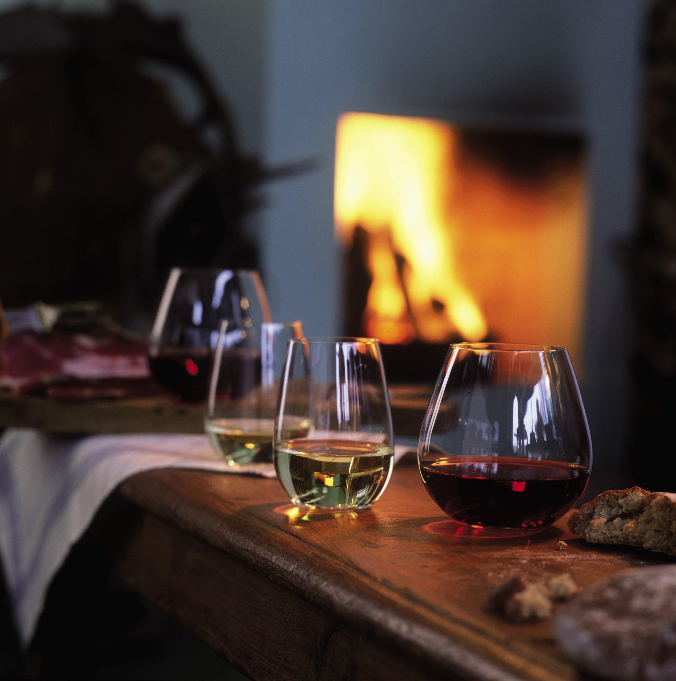 afa99bcf6de Riedel O Wine Tumbler Sauvignon Blanc/Riesling, Set of 2