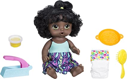 Baby Alive Super Snacks Snackin Luke African American