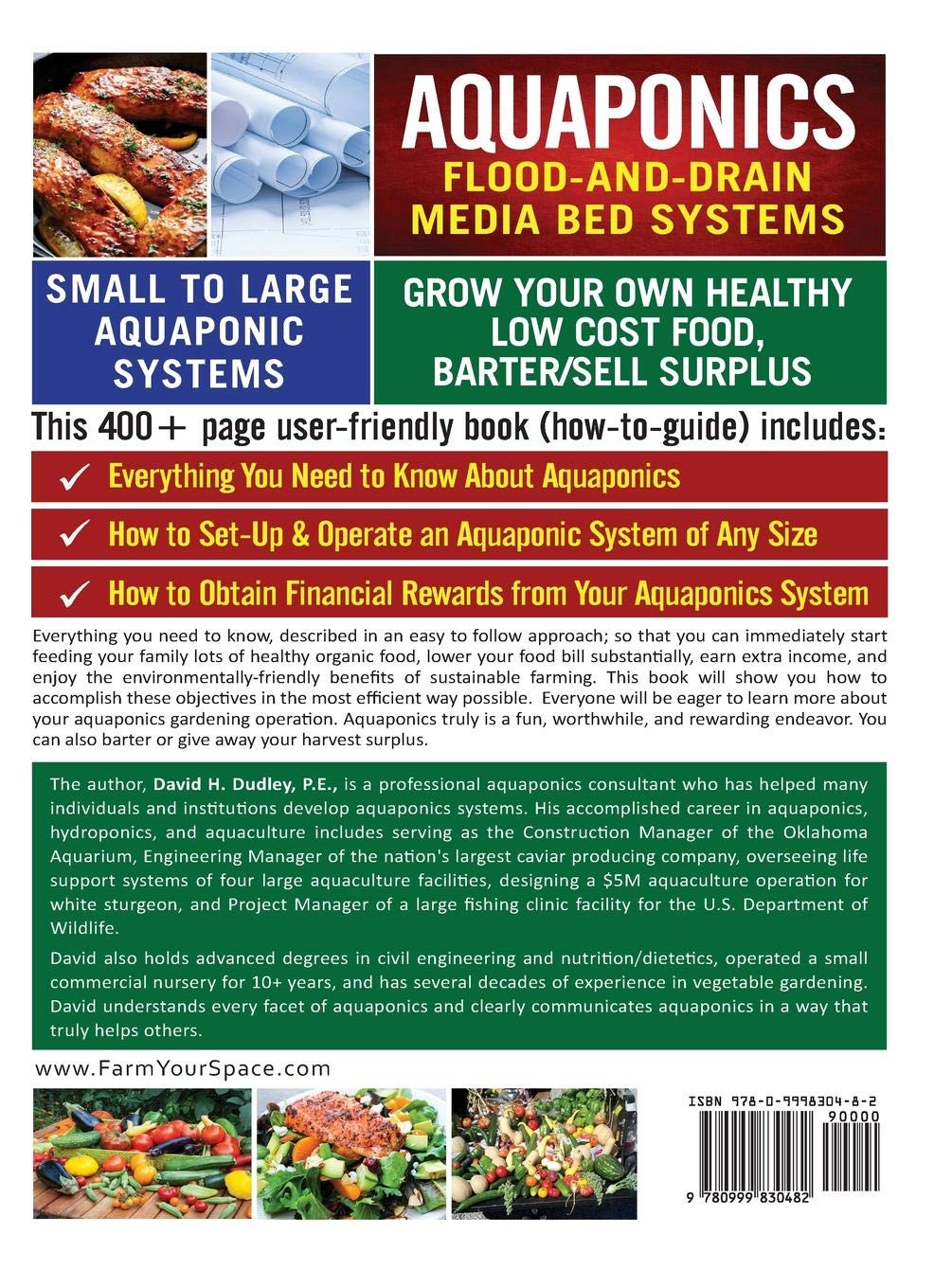 Buy Aquaponic Flood-And-Drain: Media-Bed Systems Book Online