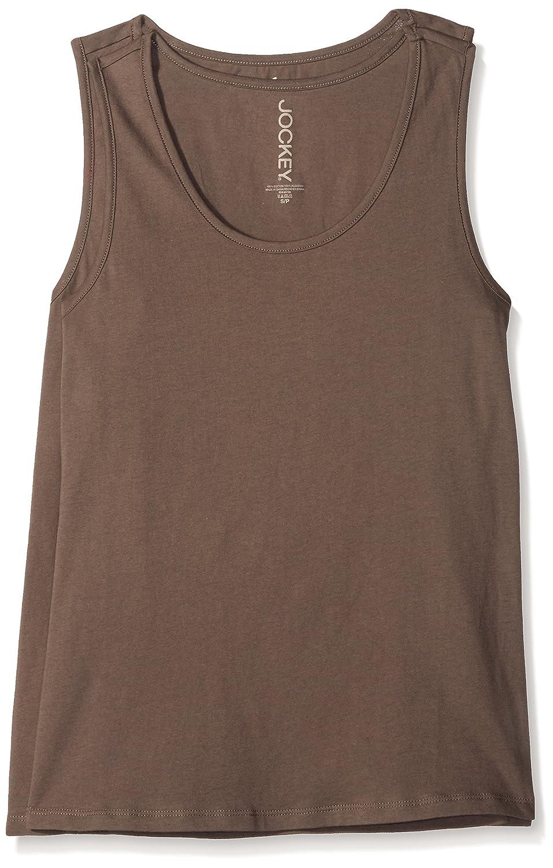 Jockey Women's 2 Pack Cotton Tank Jockey Women's Sleepwear 3321063