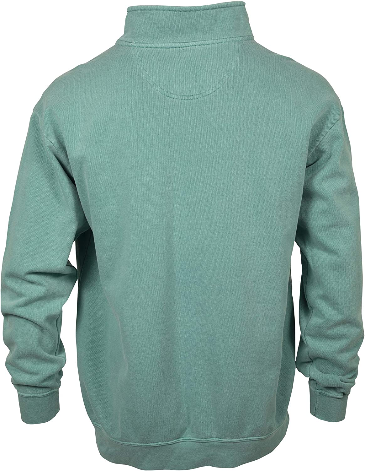 Comfort Colors Men's Adult 1/4 Zip Sweatshirt, Style 1580 at  Men's Clothing store