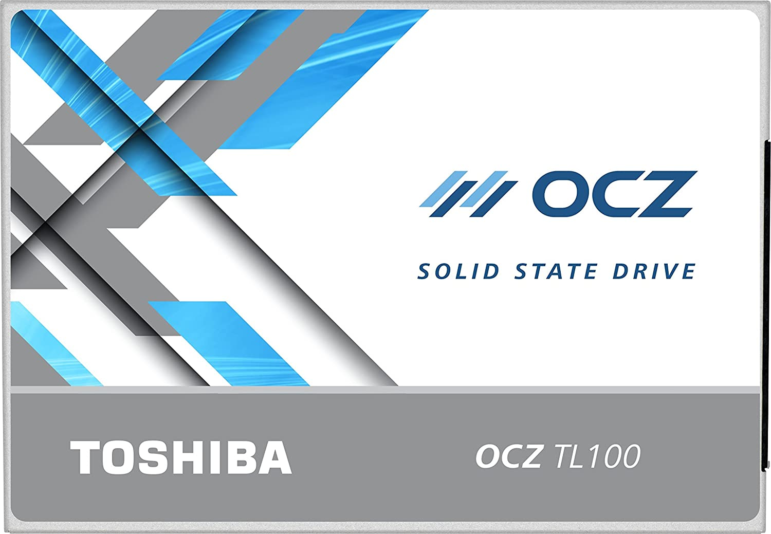 Toshiba OCZ's TL100 Review – A budget SSD that's not a bargain