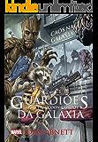 Guardiões da Galáxia - Roccket Raccoon & Groot