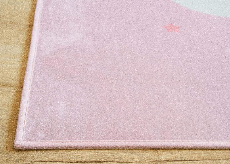 Steffensmeier Kinderteppich Tiere für Mädchen und Jungen Sweet Dreams Collection Collection Collection Eisbär in Mint, Größe  120x170 cm B07L8DTHSQ Teppiche & Lufer a4a859