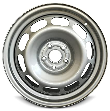 Amazon Com Toyota Rav4 17 Inch 5 Lug Steel Rim 17x6 5 5 114 3 Steel
