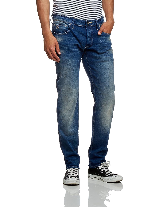 G-STAR RAW Herren 3301 Low Taperot Jeans B00I6LN4MG Jeanshosen Beliebt