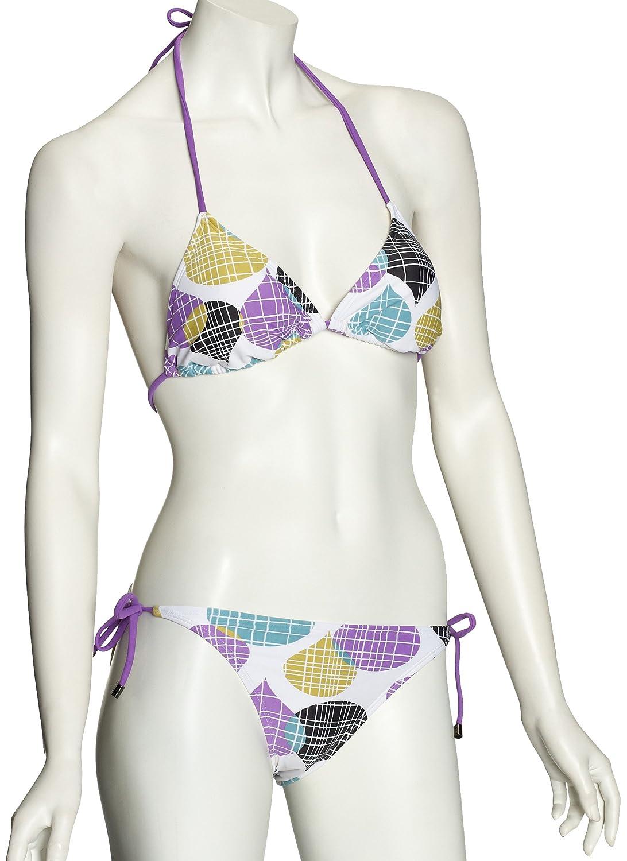 Roxy Damen Bikini Britt String Tie Sides