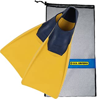 Amazon Com U S Divers Sea Lion Floating Fins Diving Swim Fins