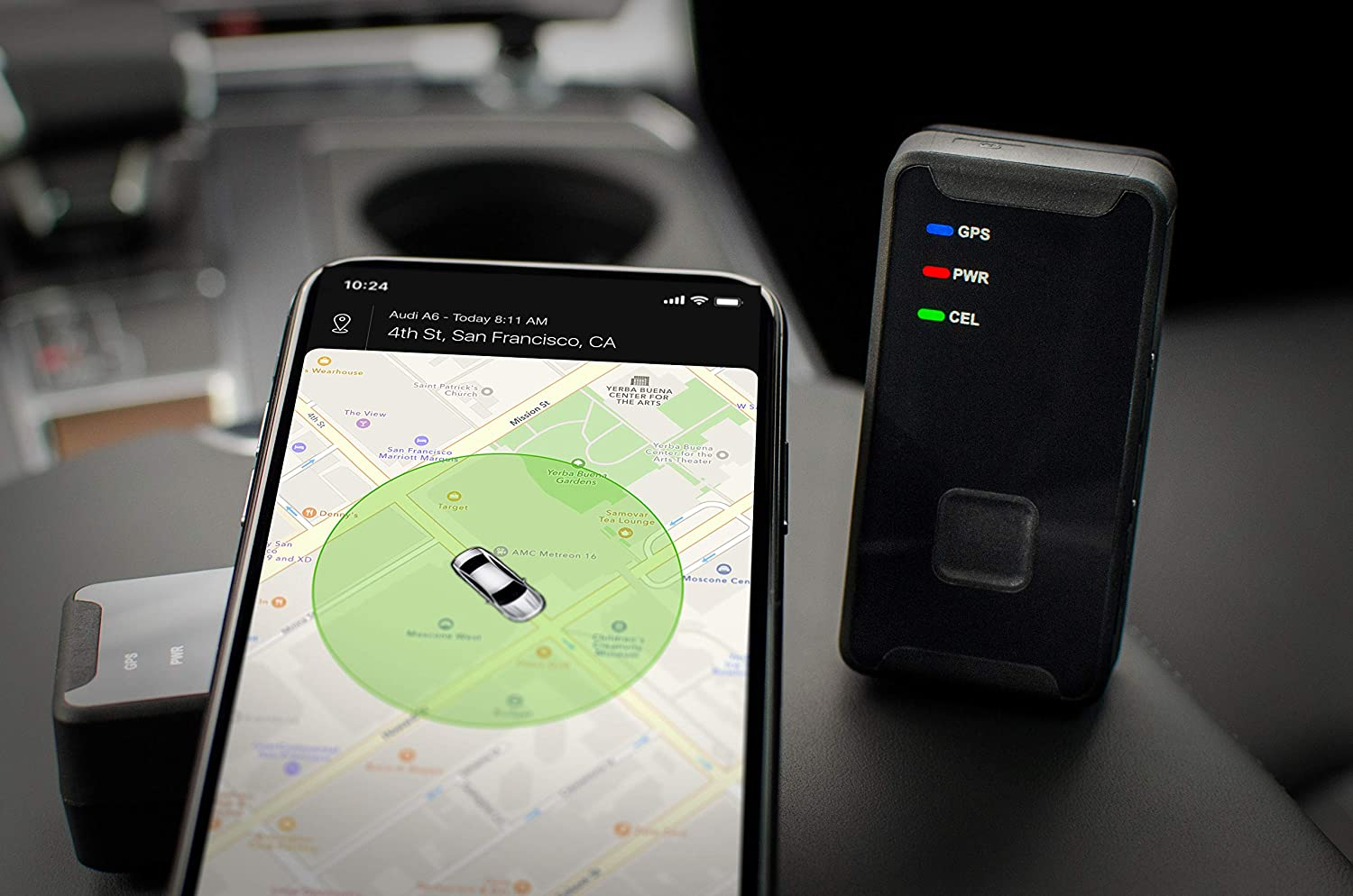 Carlock Portable – Advanced Multi-Purpose 3G GPS Tracking System. Monitor The Location of Your Trailer, Tools, Equipment, Luggage, Children. Real-Time ...
