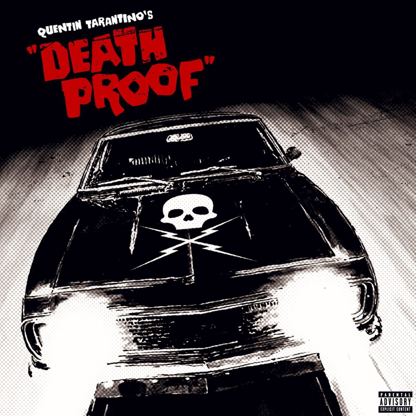 Death Proof Vinyl