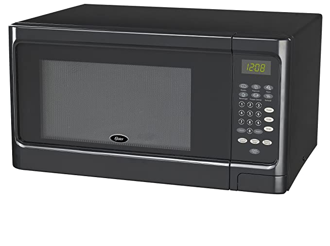amazon com oster ogcms311bk 10 1 1 cu ft microwave oven black rh amazon com oster microwave manual om1201e0vg oster microwave manual om1201e0vg