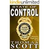 State of Control: A Mystery Thriller Novel (Virgil Jones Mystery Thriller Series Book 3)