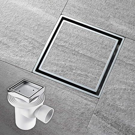 Drenaje oculto para el desagüe de la ducha, sistema de desagüe ...