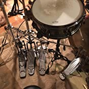 remote hi hat stand with foot pedal by griffin drummers cable auxiliary cymbal. Black Bedroom Furniture Sets. Home Design Ideas