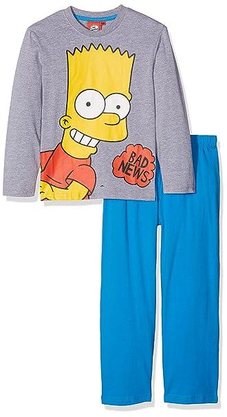 Générique Long Pyjama, Conjuntos de Pijama para Niñoshttps://amzn.to/2Gxr4o2
