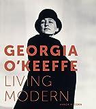 Georgia O Keeffe living modern