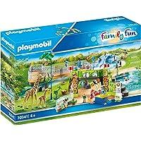 Playmobil Family Fun Dierenpark, 70341, Meerkleurig