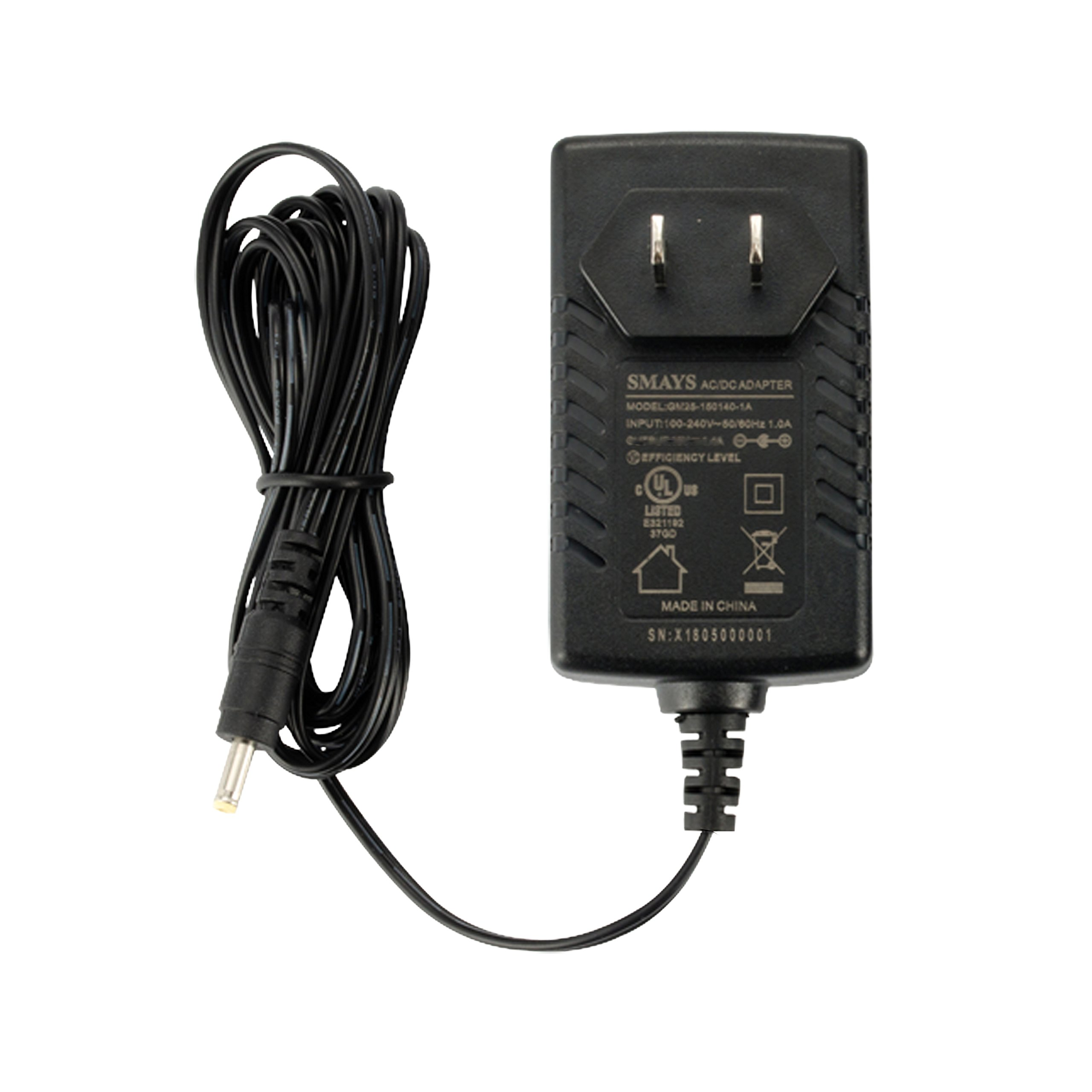 Replacement Echo Power Cord Charger Adapter For Extension Wire Colors Besides Plug Wiring Diagram Amazon And Fire Tv 2nd Gen Kindle Store