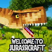 Jurassic Craft Mod for MCPE