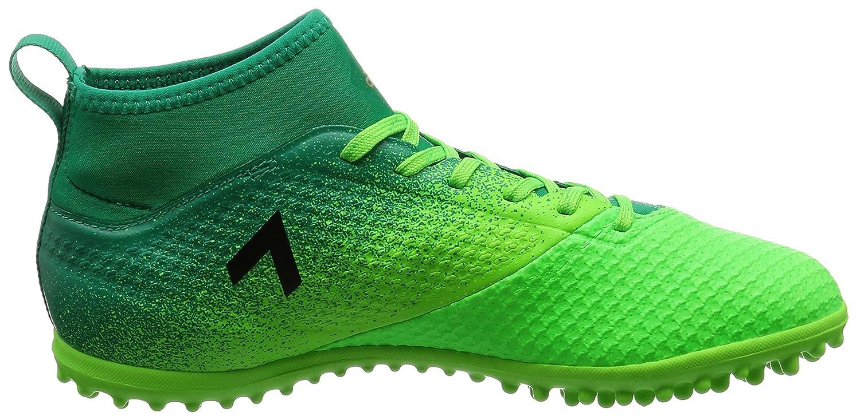 adidas Ace 17.3 Primemesh TF, Chaussures de Football Homme, Noir (Core Black/Footwear White/Night Metallic), 47 1/3 EU