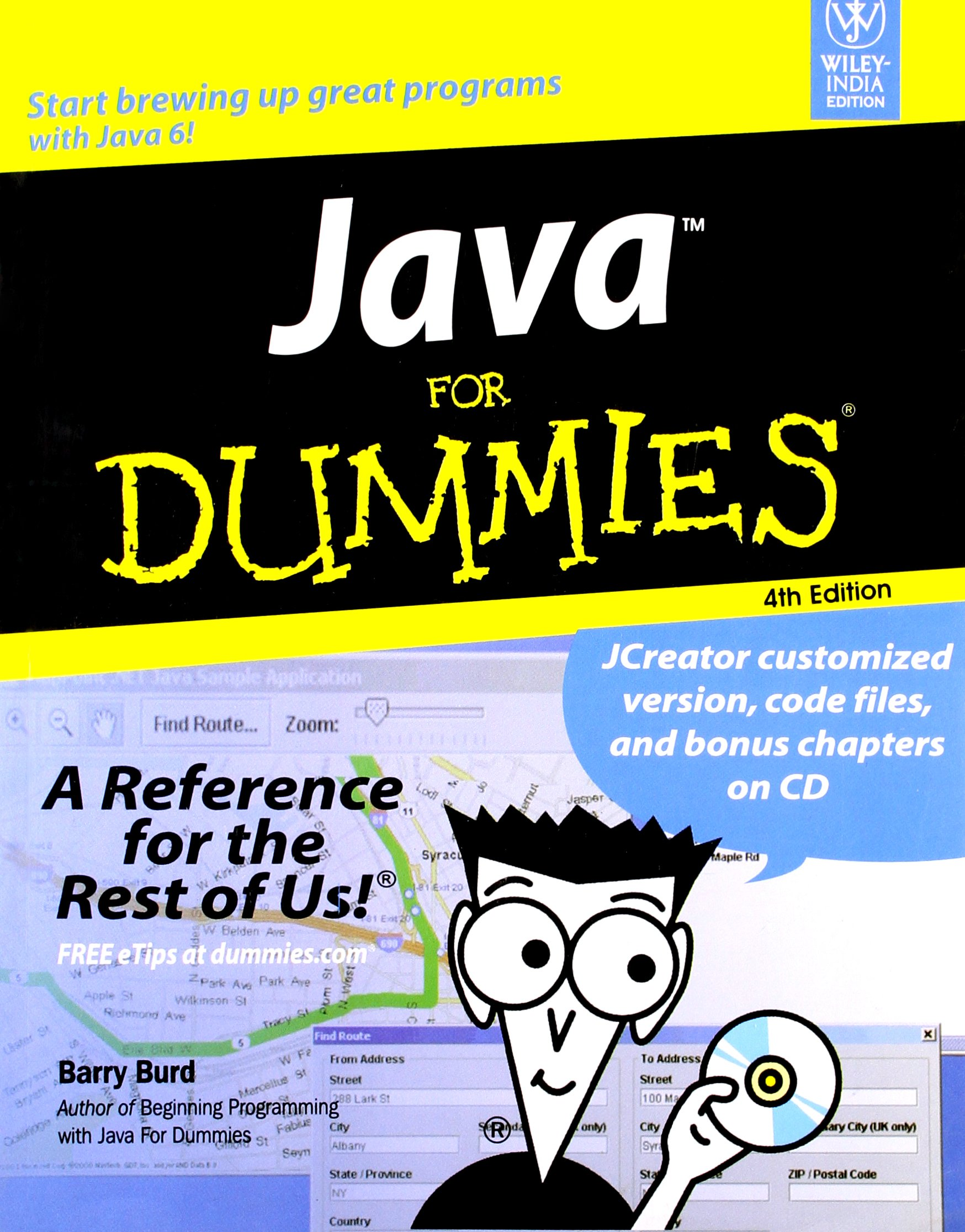 Buy Java for Dummies Book Online at Low Prices in India | Java for Dummies  Reviews & Ratings - Amazon.in