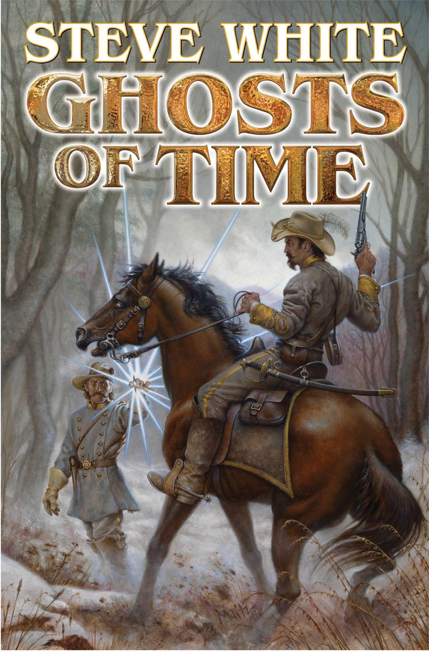 Ghosts Of Time (jason Thanou): Steve White: 9781476736570: Amazon: Books