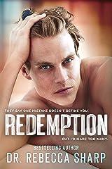 Redemption: A Surprise Pregnancy Romance Kindle Edition