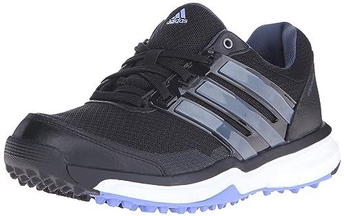 buy online 094de 0fc3f adidas Women s W Adipower S Boost II Golf Spikeless, Core Black Bold Onix