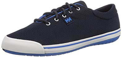 Scurry Lo Herren Sneakers, Blau (597 Navy/Racer Blue/Sunris), 44 EU Helly Hansen