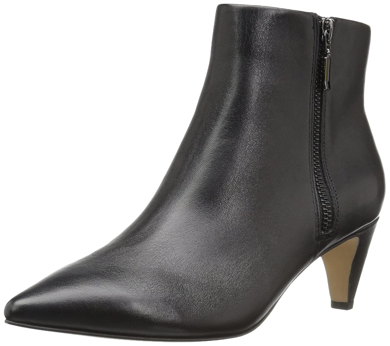 6f5d7430eeddc Amazon Brand - The Fix Women's Kenzee Kitten Heel Bootie Ankle Boot