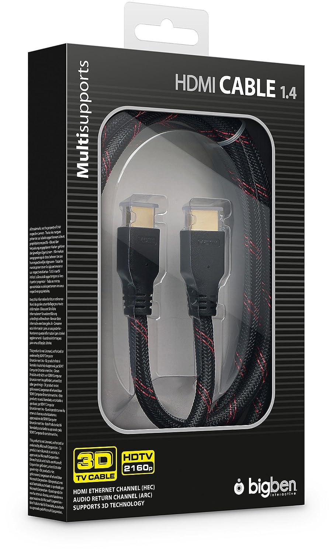 PS3/Xbox 360 - HDMI-Kabel HQ 1.4 - 3D: Amazon.de: Games