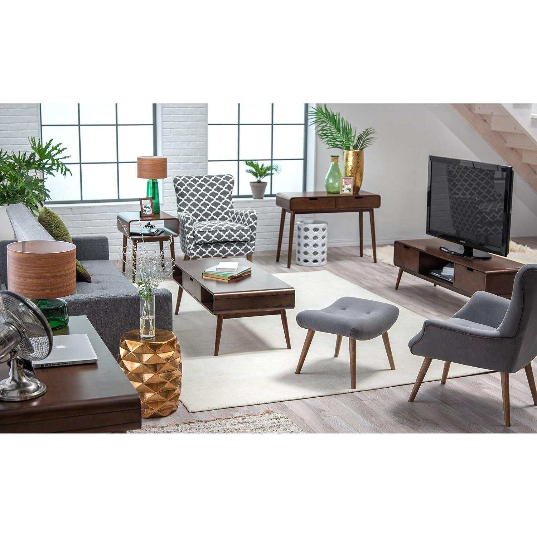 Amazon.com: Belham Living Carter Mid Century Modern TV Stand ...
