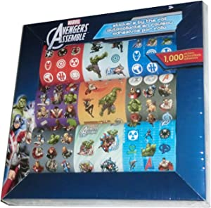 Trends International Avengers Stickers by The Roll