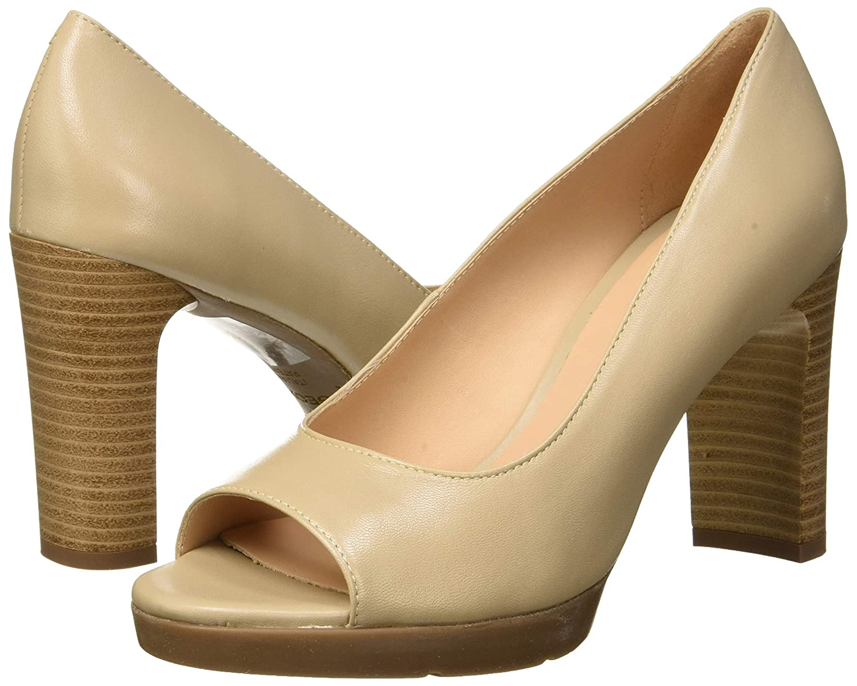 Zapatos con Tac/ón y Punta Abierta para Mujer Geox D ANNYA High Sandal D