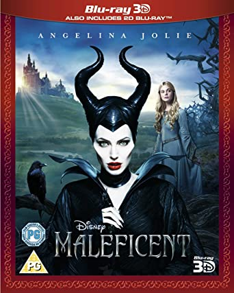 Amazon Com Maleficent Blu Ray 3d Blu Ray Angelina