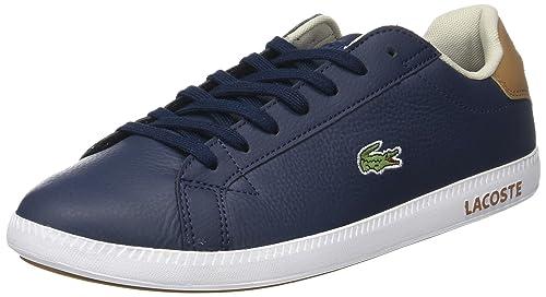 Lacoste Graduate Lcr3 118 1 SPM, Zapatillas para Hombre  Amazon.es  Zapatos  y complementos 7523b84ca9