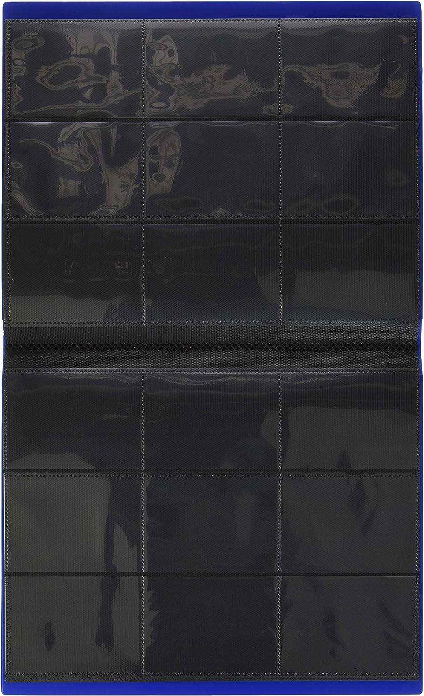 Blue Pro-Folio 9-Pocket Album
